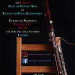 Bassoon Composition Competition Announcement